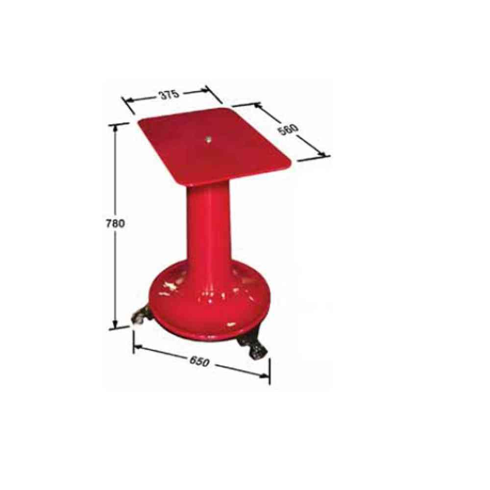 PEDESTAL MANUAL SLICER