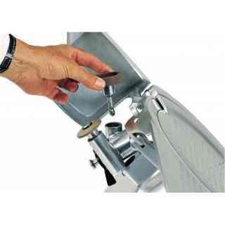 kit per affettatrice con lama inclusa per rgv mod. 220 dotata di aff. amovibile