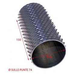 RULLO PER GRATTUGIA 74 X 150