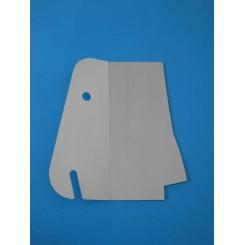PARAFETTA INOX MOD. G-350/370 KELLY