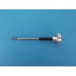 tirante silver + micro mod.250 (lung. perno 153 mm)