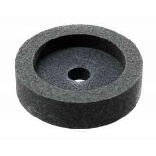 44x10x7 smeriglio per affettatrice abo e affilatoi compatibili diametro smeriglio 40mm spessore 10mm foro centrale 7mm