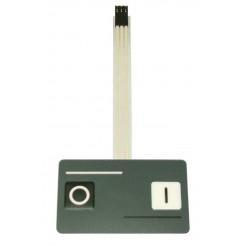 (23b)fama pulsantiera digitale grattugia mignon collegabile solo scheda digitale