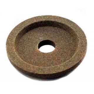 55x9x12 smeriglio per affettatrice berkel diametro 55mm spessore 9mm foro 12mm grana fine per finitura lama