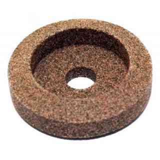 45x12x10 smeriglio  per affettatrice fia boston e  compatibili diametro 45mm spessore 12mm foro 10 mm per affilare