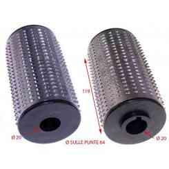 (RIF.39+40+41) RULLO PER GRATT. 8G/07 cm 11,2