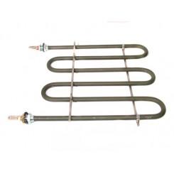 resistenza elettrica 2000w/220v 2 terminali filettati