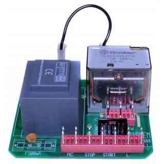 scheda elettronica universale 230-380v per affettatrice tritacarne grattugia senza accessori