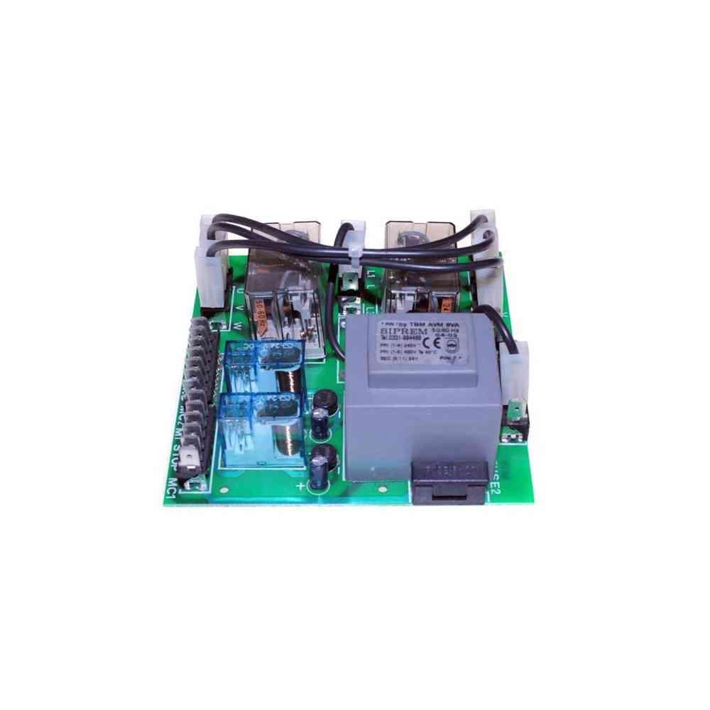 SCHEDA ANTINFORTUNISTICA 220V-380V MOD.MW