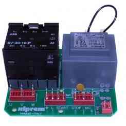 ELECTRONIC CARD 220/380 MOD SR 7 FOR MINCER CEG AND OMEGA ALSO SUITABLE FOR SOME IMPASTRATICI