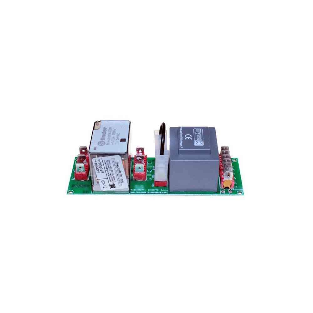 SCHEDA 230/400V MOD.TG00SR PER OMS