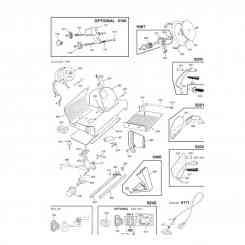 (182)  CONDENSATORE µF.8 PER MOTORE H 35/40 230V