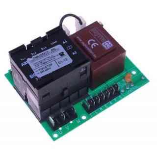 universal board 230 / 380v tgcetsp for slicer peeler meat mincer grater and mixer for motors up to 3hp