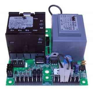 scheda elettronica tgmnv01 minerva rif. 20900012