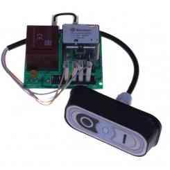 kit scheda con pulsantiera bkl adattabile a modelli futura