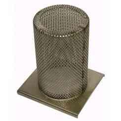 filtro inox vasca dihr