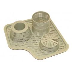 filtro vasca comenda bhc 25
