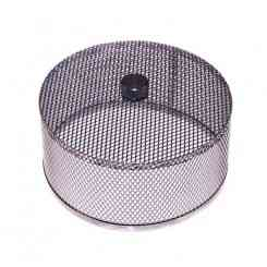 filtro inox x lavastoviglie d145 h70 con fori oblungo d 3 x 1.5