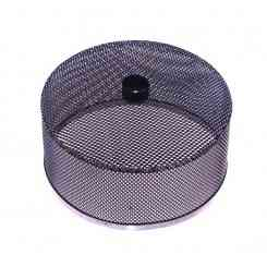 filtro rete inox x elettropompa d 145 h70 diam.fori oblungo d 1.75