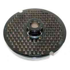 PIASTRA INOX MOD. 32 FORI 4.5 MM SLX 2 CAVE