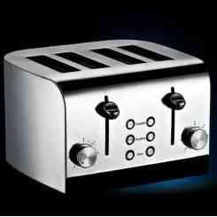 toast express rgv 4 pinze tostapane elettrico