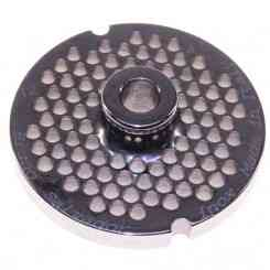 PIASTRA INOX MOD. 12 FORI 4,5 MM SLX 2 CAVE