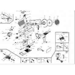( 1151 ) RGV GRUPPO AFFILATOIO  MOD. 300/S-G-V300