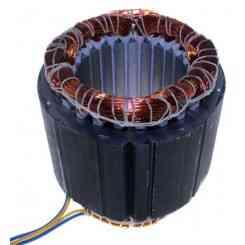 avvolgimento statore pacco 70 altezza lamellare 70mm 230v diametro esterno 110mm