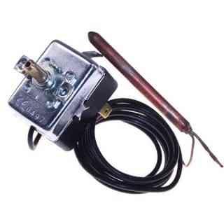 termostato regolabile monofase t. 0 - 120° c bagnomaria 16a 250v