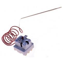 termostato di sicurezza t. temperatura 350 °c lunghezza cap 1000 bulbo 3 x 20