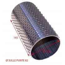 RULLO GRATTUGIA 82 X 147 INOX