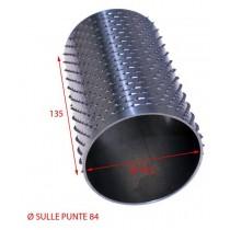 RULLO GRATTUGIA 84 X 135 INOX