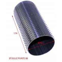 RULLO PER GRATTUGIA 86 X 174 IN ACCIAIO INOX
