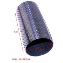 RULLO GRATTUGIA 89 X 178 INOX