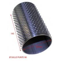 RULLO GRATTUGIA 90 X 145 INOX