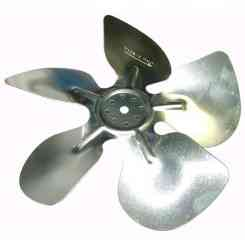 ventola diametro 200 mm per motore frigo pentavalente