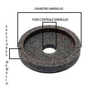 SMERIGLIO FAC 45X8X6