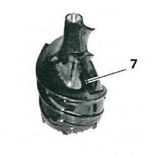 coclea per estrattore juice art plus e muscle rgv