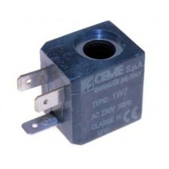 bobina 220v elettrovalvola gas granitori gbg
