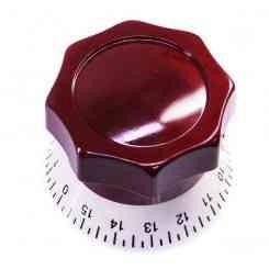 manopola rossa senza perno modello ce atoma
