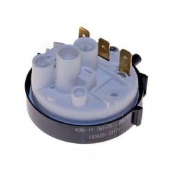pressostato attacco laterale 6mm ø 58mm taratura 28-12 per lavastoviglie