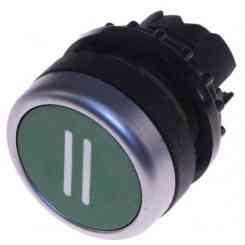 pulsante verde avviamento 2 velocita' per impastatrici e compatibili