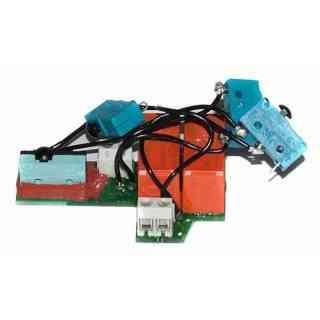 scheda elettronica circuito elettrico smx/800e