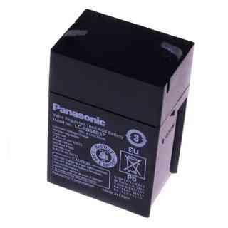 batteria 6v 4.5 ah dimensioni 70x46 h 100