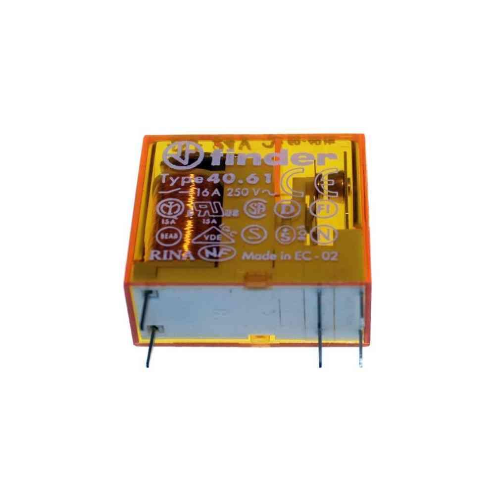 RELE COMMUTATORE FINDER MOD. 4061 24V AC