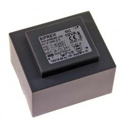 trasformatore 24v mod. mc 10va en61558-2-6