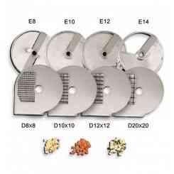 dischi taglio a cubetti prezzo per singolo disco per elite new