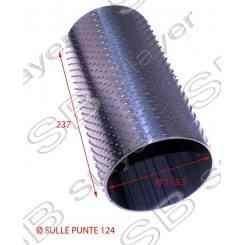 RULLO GRATTUGIA 124 X 238 INOX