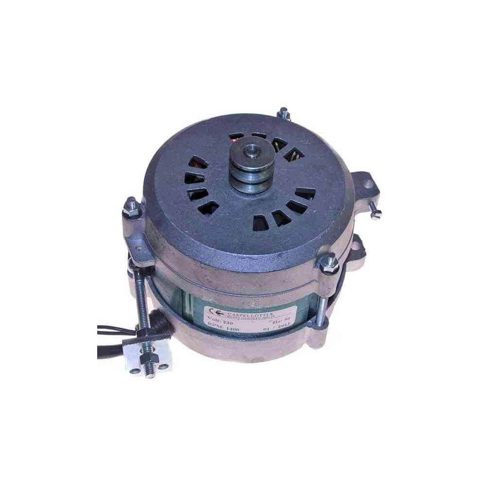 380V VENTILATED MOTOR MODEL F250-275E FAC