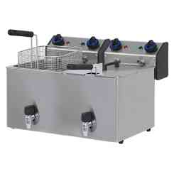 friggitrice elettrica mod fe8r+8r rgv